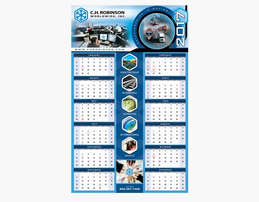 Logistics Calendar Design : Cct desk calendar palmer marketing