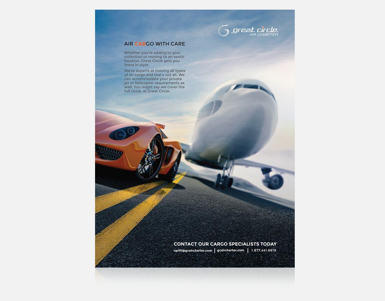 Palmer Marketing Advertising Sample